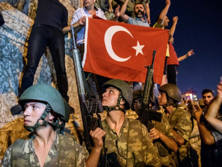 Global Rampasan Kuasa Turki