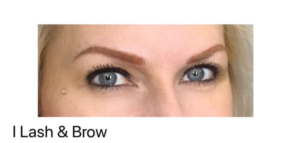 PMU Powder Brow Combination