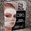 Thumbnail: 3pk Silver Foil Face Mask