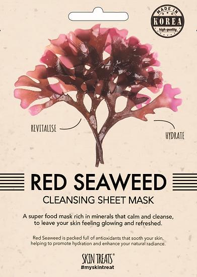 Korean Superfood 3pk Masks: Red Seaweed