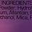 Thumbnail: 4pk Glitter Face Hydrogel Face Sheet Masks