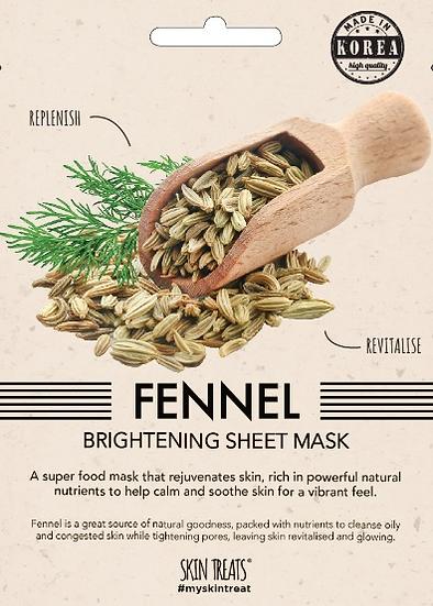 Korean Superfood 3pk Masks: Fennel