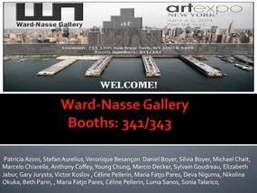 ARTEXPO, New York 2014, Ward Nasse Gallery