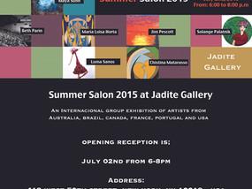 Summer Salon 2015 Jadite Gallery, Manhattan, New York