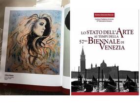 Magazine d'art de la Biennale de Venise en Italie-Venice Biennale Magazine, Italiy