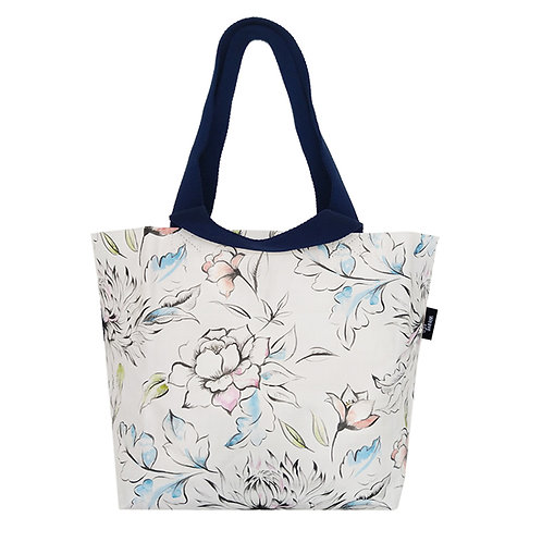 Floral Small Tote