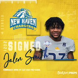 Signed Jalen Smith