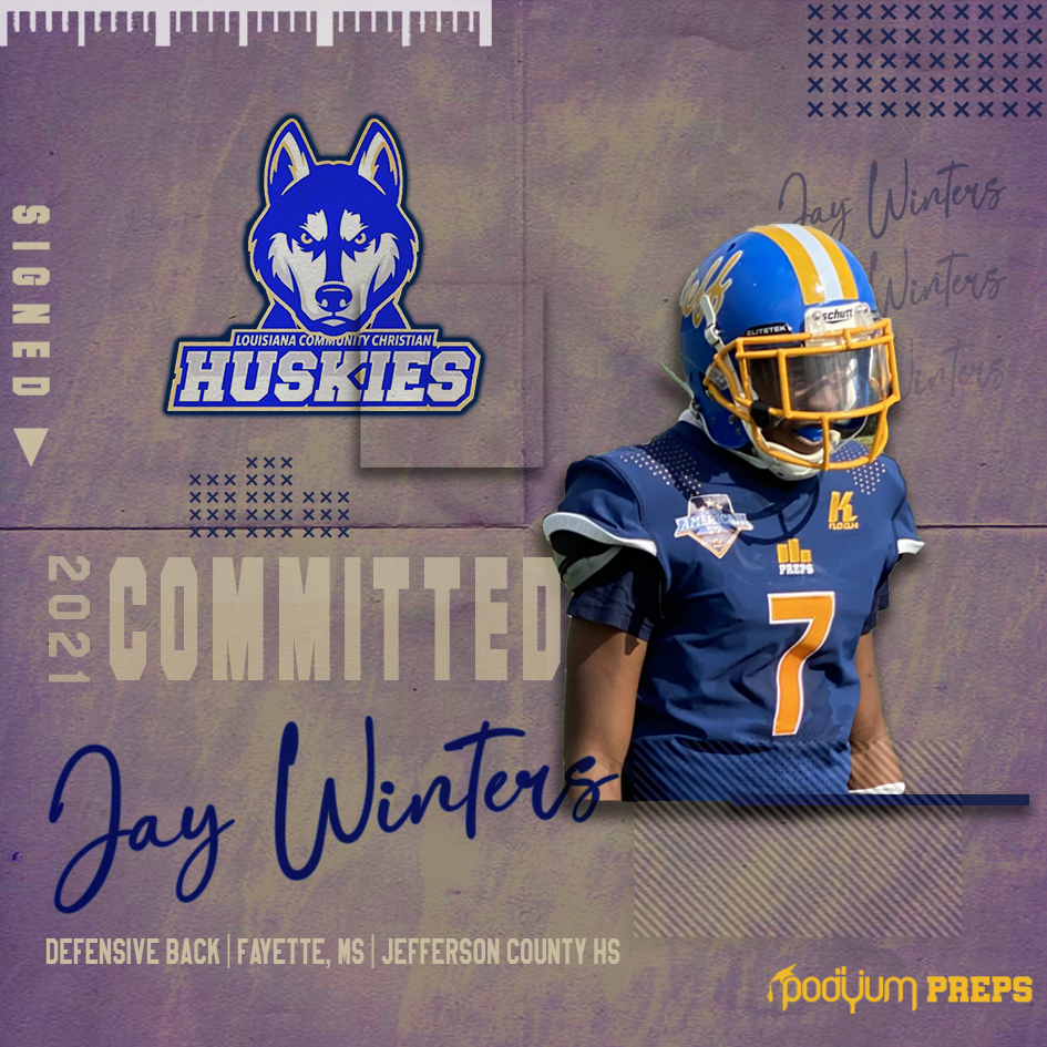 Committed Jay Winters