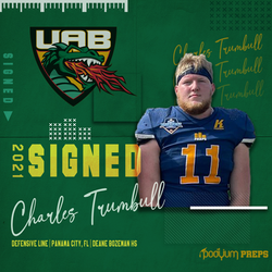 Signed Charles Trumbull
