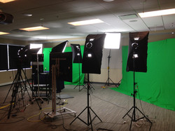 Large Format Green Screen Sets