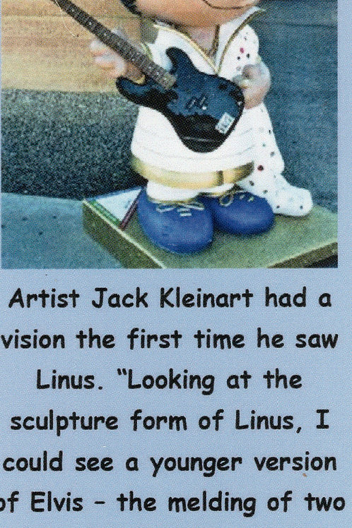 Linus Bookmark (2003)