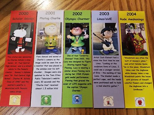St. Paul Bookmarks (Full Set)