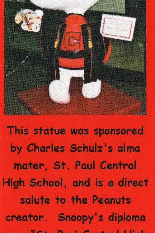 Snoopy Bookmark (2000)