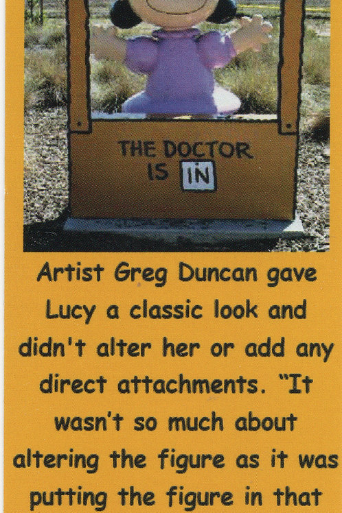 Lucy Bookmark (2010)