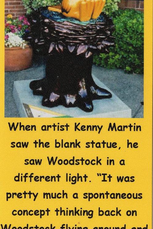 Woodstock Bookmark (2006)