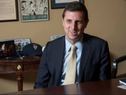 """REP CORTVRIEND HOSTS """"TALKS WITH TERRI"""" #29 WITH GUEST SETH MAGAZINER"""