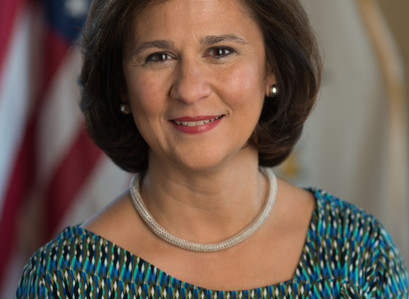 "REP CORTVRIEND HOSTS HER 30th ""TALKS WITH TERRI"" WITH GUEST NELLIE GORBEA"