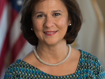 """REP CORTVRIEND HOSTS HER 30th """"TALKS WITH TERRI"""" WITH GUEST NELLIE GORBEA"""