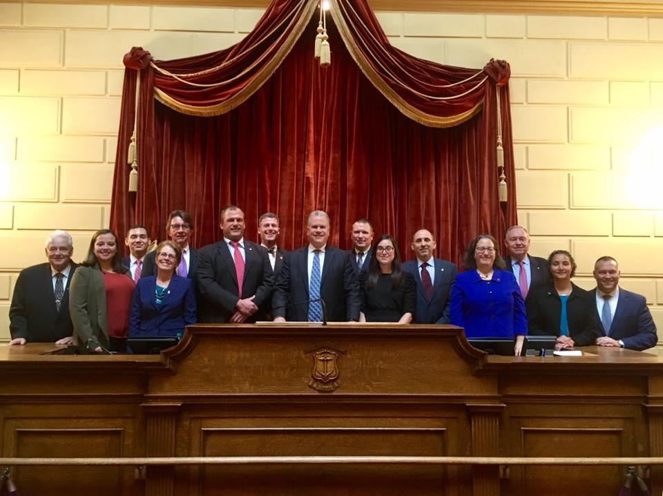 2019-2020 House of Representatives Freshman class