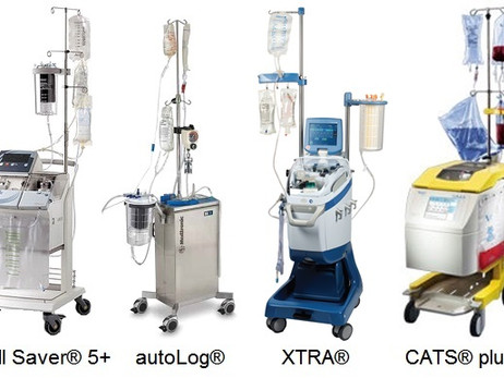 Autotransfusão intra-operatória