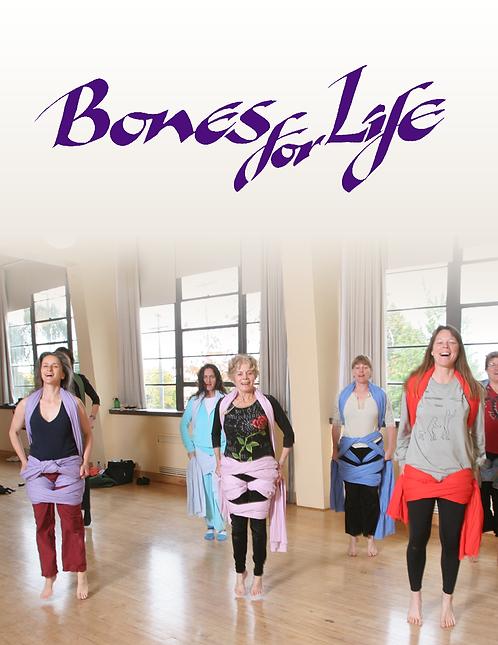 Bones strength & weight bearing posture  -  20.5 hours