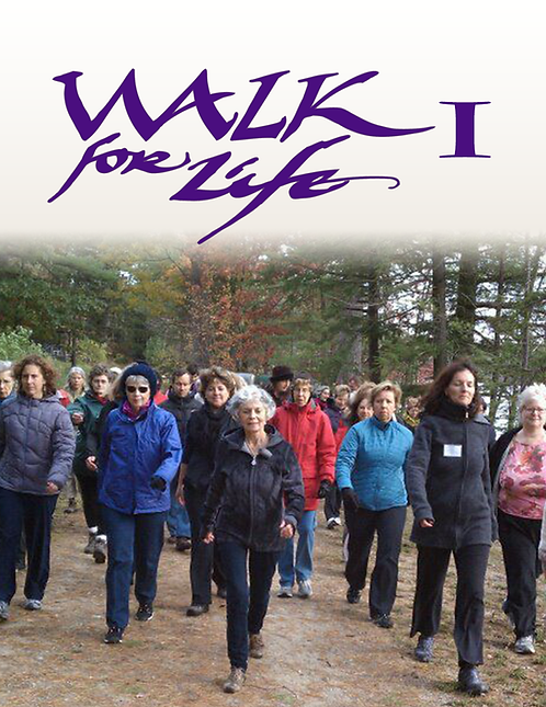 Walking with poles for health & biological optimism  -  11.5 hours