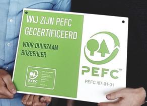 CLT-S NV nu ook PEFC-gecertificeerd !!