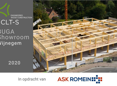 BUGA-Showroom / Wijnegem BE