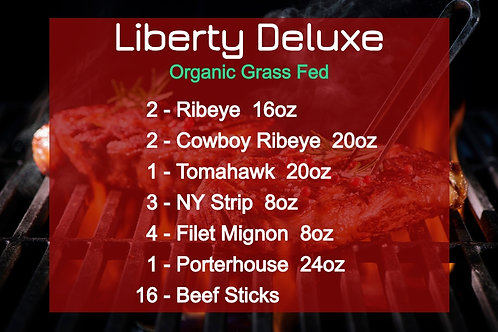 Liberty Deluxe - Value Pack
