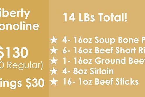 Liberty Econoline - 14 LB Value Pack