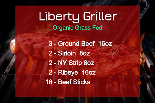 Liberty Griller - Value Pack