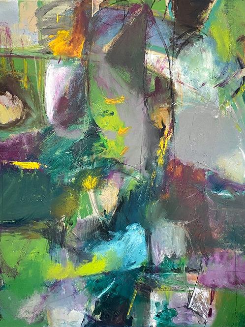 """Untitled (116)"", Original 72"" x 60"""