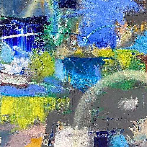 "Untitled (120), Original 24"" x 24"""