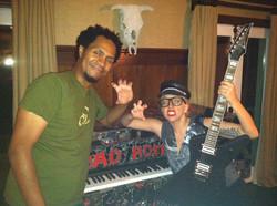 Lady Gaga and ej