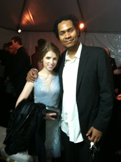 Anna Kendrick and ej