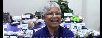 Rev Dr Marie Braxton Lovely Lavender Plu