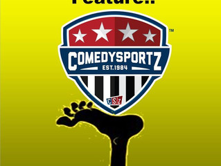 A ComedySportz/Insert Foot Double Feature