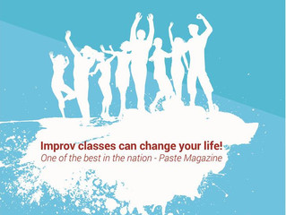 Adult Improv Classes July 10th