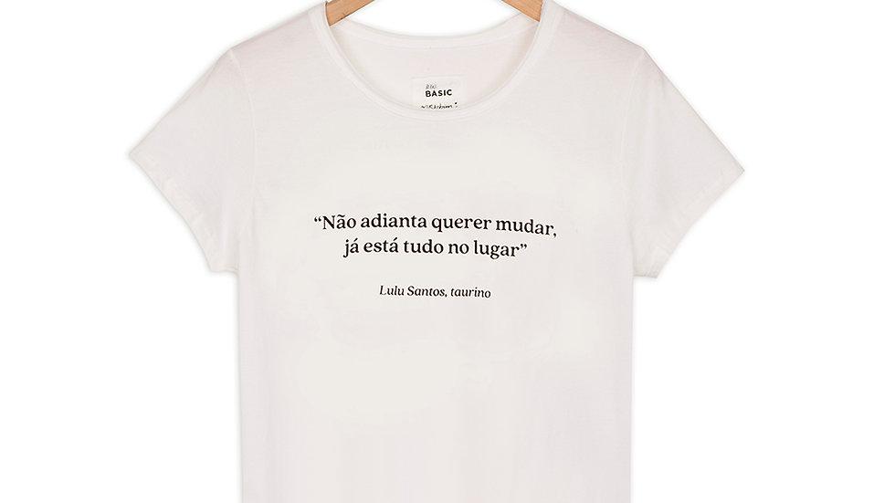 Camiseta Touro