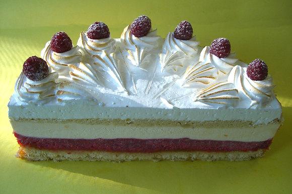 Himbeer-Zabaione-Torte 20 Stück