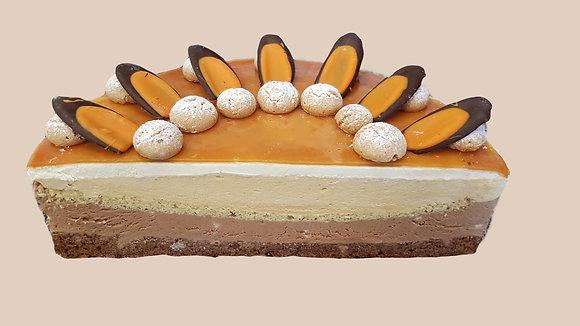 Karamell-Nougat-Torte 20 Stück