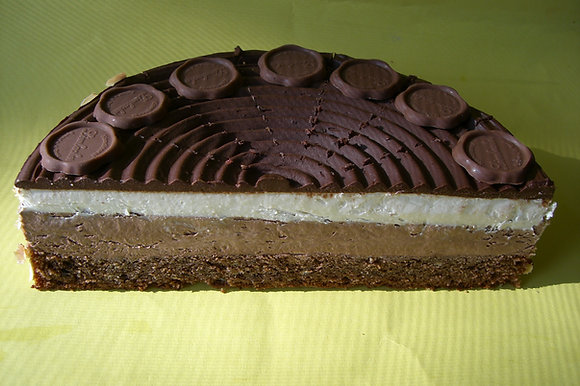 Schokomousse-Torte 14 Stück