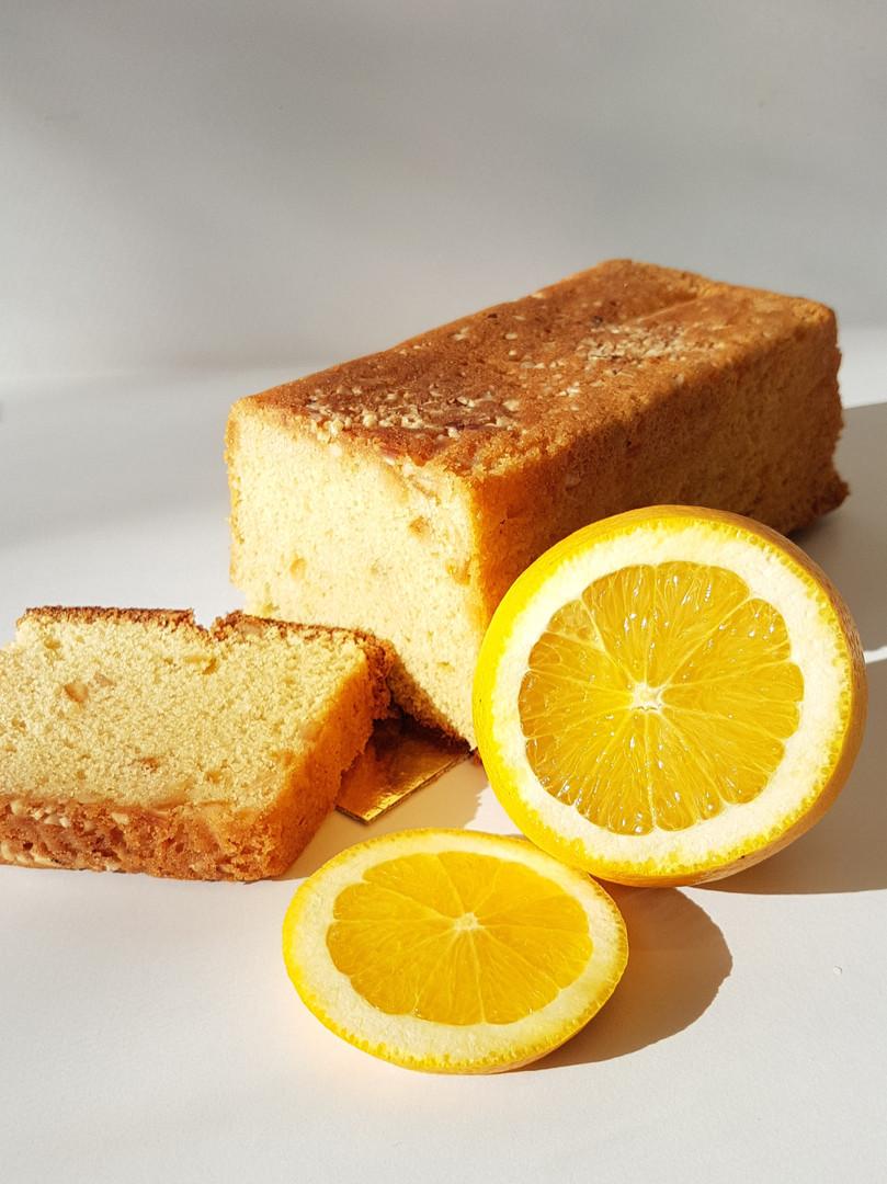 Orangen-Butterkuchen