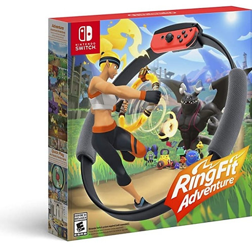 Adventure Ring Fit - Switch