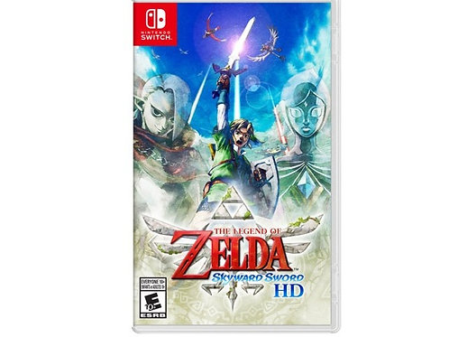 La Légende de Zelda - Skyward Sword (Switch)