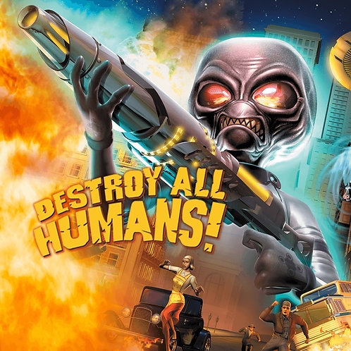 Destroy All Humans (Switch)