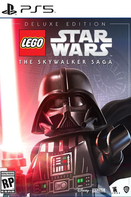 LEGO Star Wars: The Skywalker Saga (Deluxe Édition)