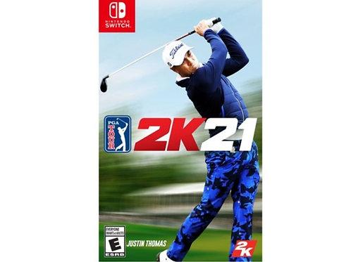 2K21 PGA Tour (SWITCH)