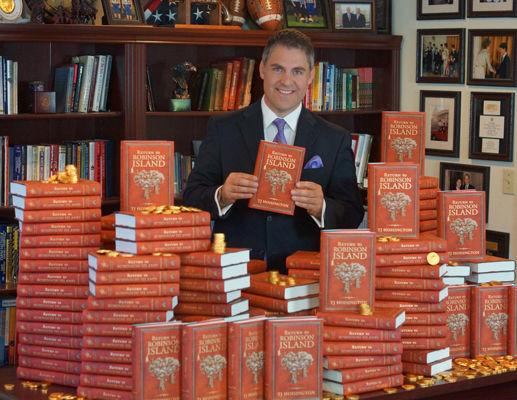 Swiss Family Robinson sequel TJ Hoisington books