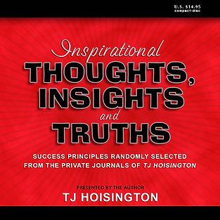 Inspirational Insights by TJ Hoisington